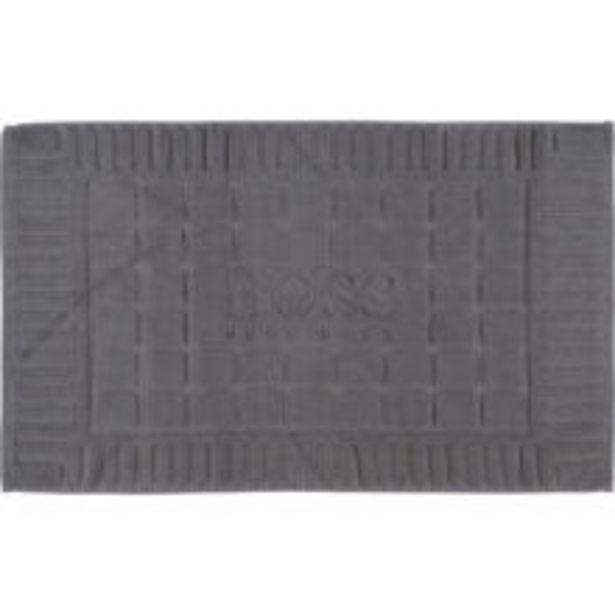 Grey Bath Mat 70x50cm offer at £16.99