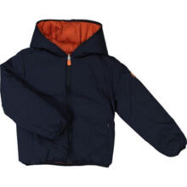 Navy Padded Coat offer at £39.99