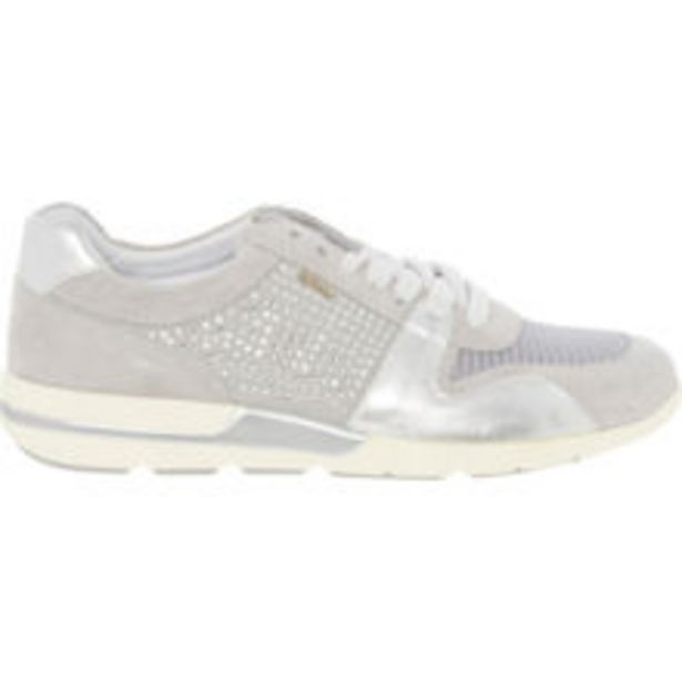 Silver Embellished Trainers offer at £19.99