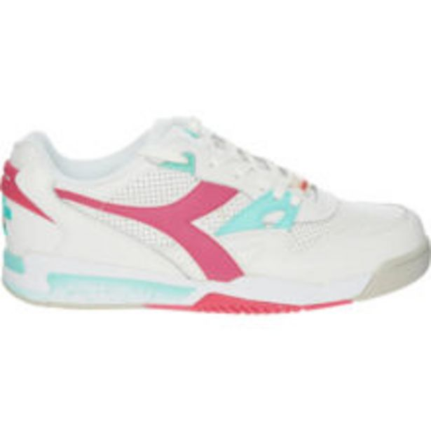 White Rebound Ace Candy Trainers offer at £34.99