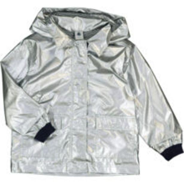 Silver Foil Rain Coat offer at £39.99