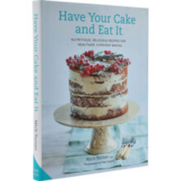 Have Your Cake & Eat It Book offer at £5.99