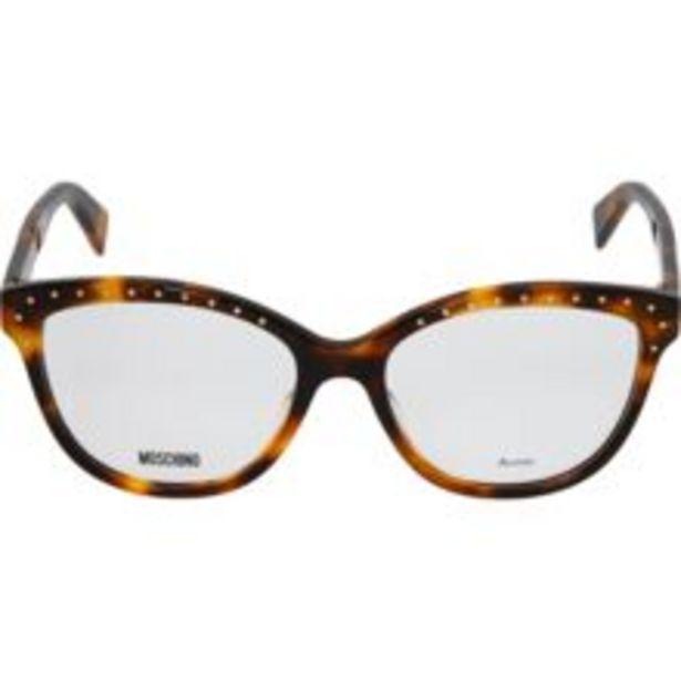 Tortoiseshell Cat Eye Studded Glasses Frames offer at £29.99