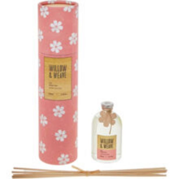 Lily & Sweet Pea Room Diffuser 100ml offer at £6.99