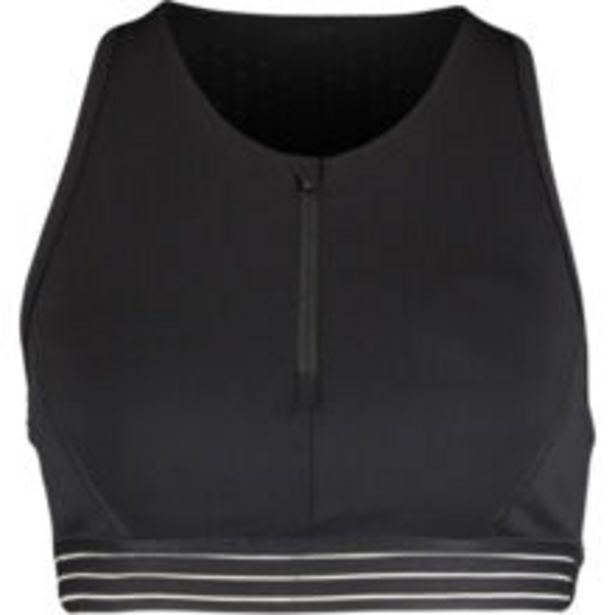 Black Perforated Sports Bra offer at £16.99