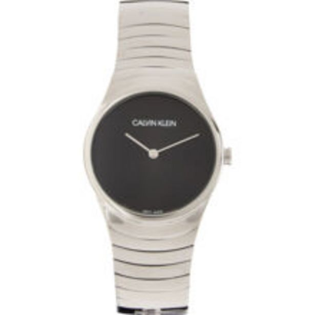 Silver Tone Analogue Watch offer at £40