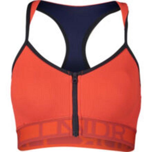 Red Back Zipper Sports Bra offer at £16.99