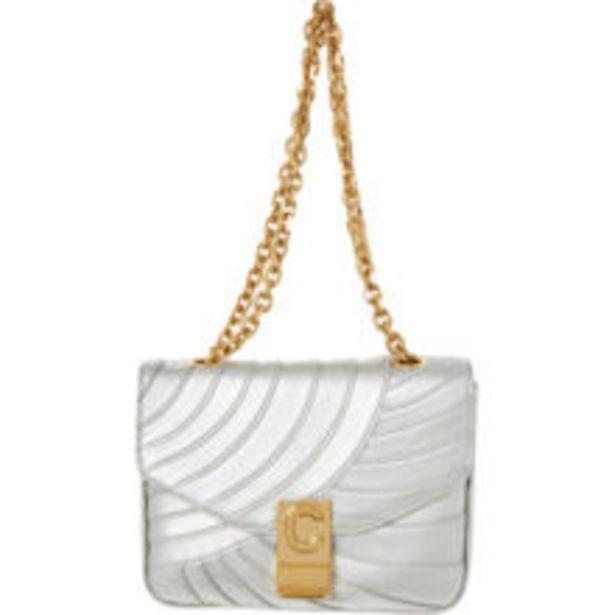 Silver Quilted Shoulder Bag offer at £640