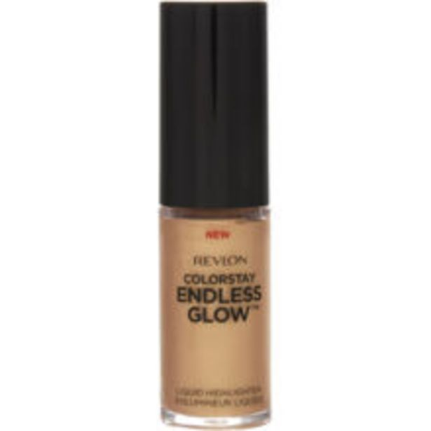 Endless Glow Gold Highlighter 8ml offer at £4.99
