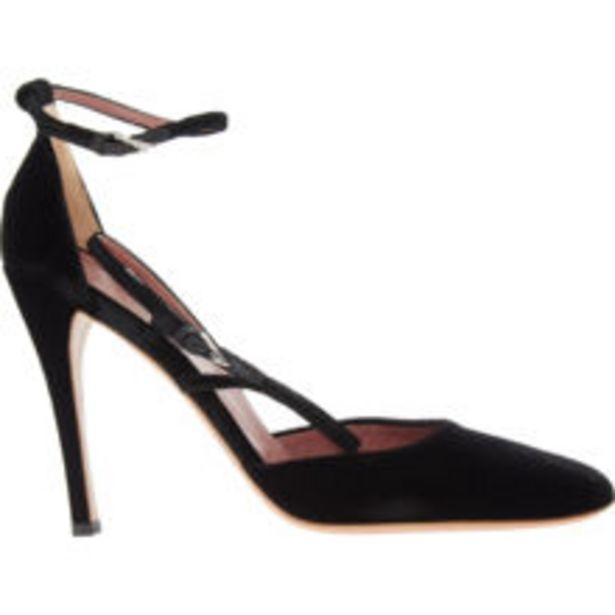 Black Velvet Heels offer at £249.99