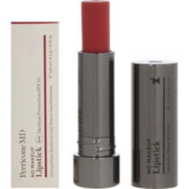 Red No Makeup SPF15 Lipstick offer at £14.99