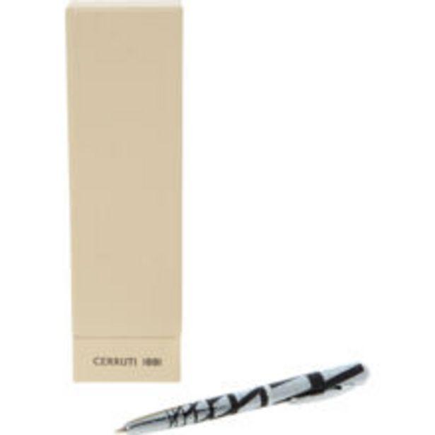 Chrome & Black Rollerball Pen offer at £14.99