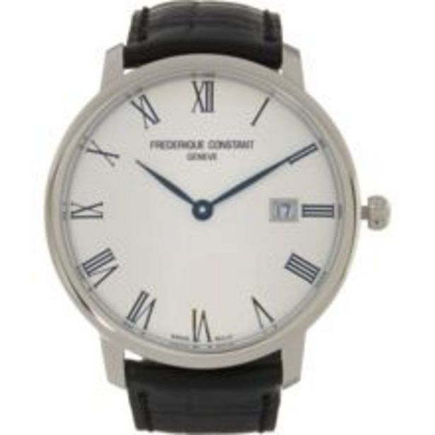 Black & Silver Tone Automatic Watch offer at £640