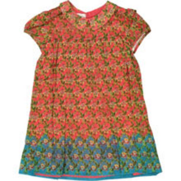 Red & Blue Floral Dress offer at £119.99