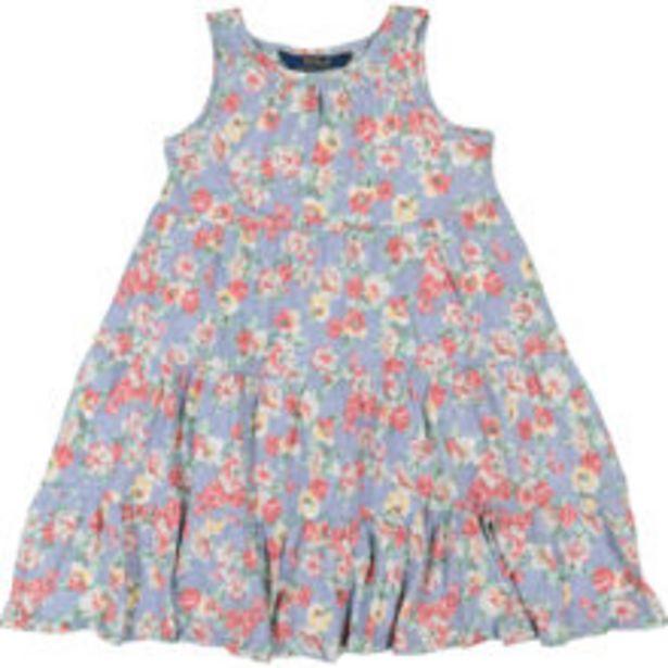 Blue Floral Dress offer at £19.99