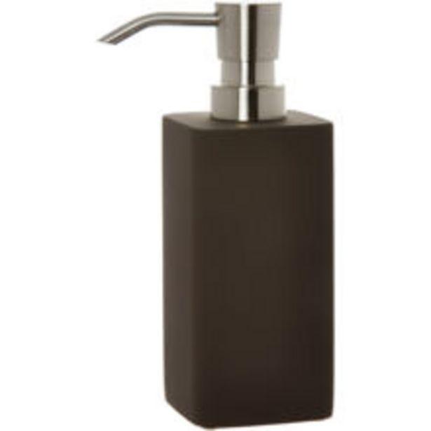 Brown Soap Dispenser 12x6cm offer at £12.99