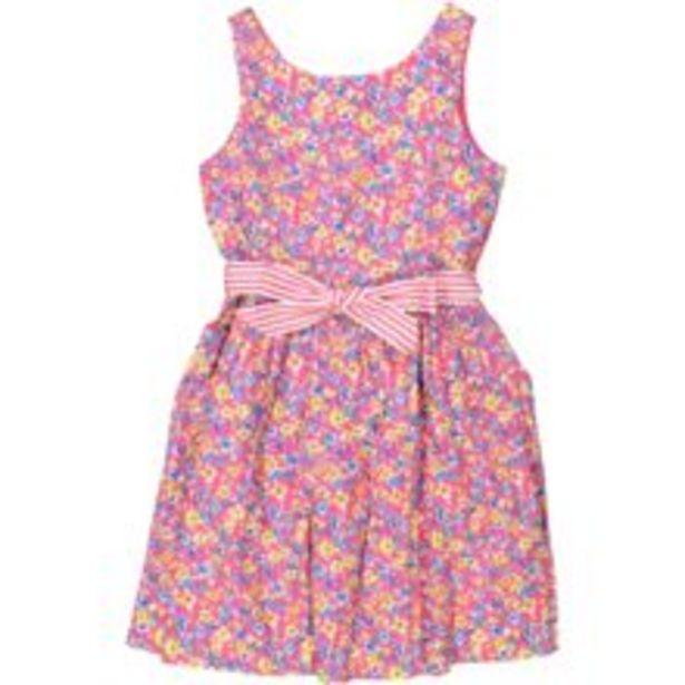 Pink Floral Day Dress offer at £24.99