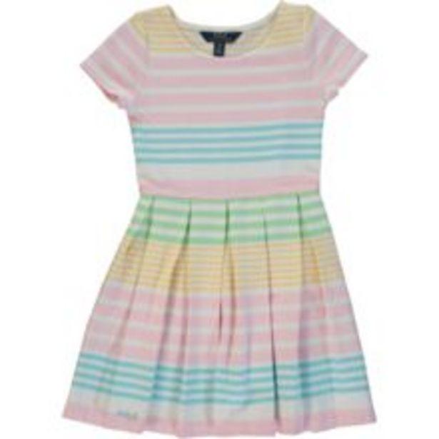 Multicoloured Pastel Skater Day Dress offer at £24.99