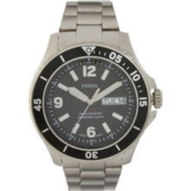 Silver Tone Analogue Watch offer at £49.99