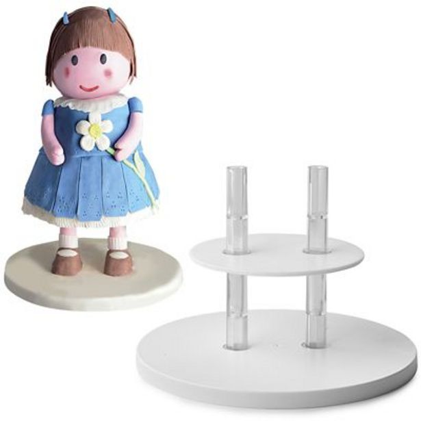 Anti-Gravity Standing Cake Frame Kit offer at £4.99