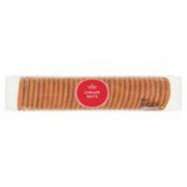 Morrisons Ginger Nuts offer at £0.35