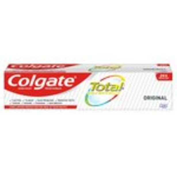 Colgate Total Original Care Toothpaste offer at £2