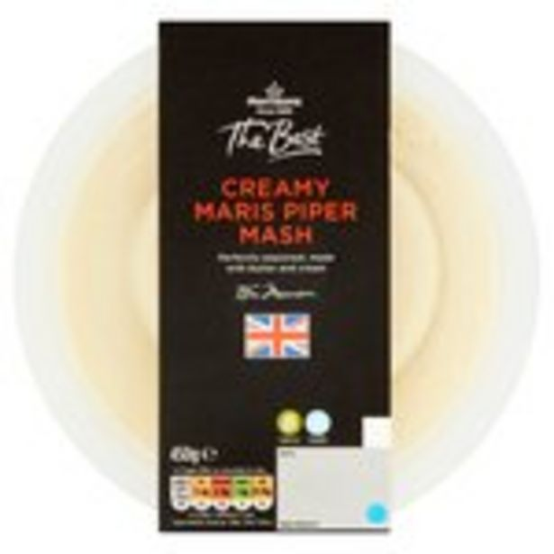 Morrisons The Best Mash Potatoes  offer at £1.5