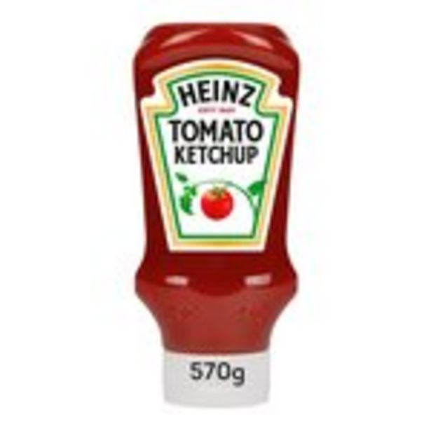 Heinz Tomato Ketchup offer at £2