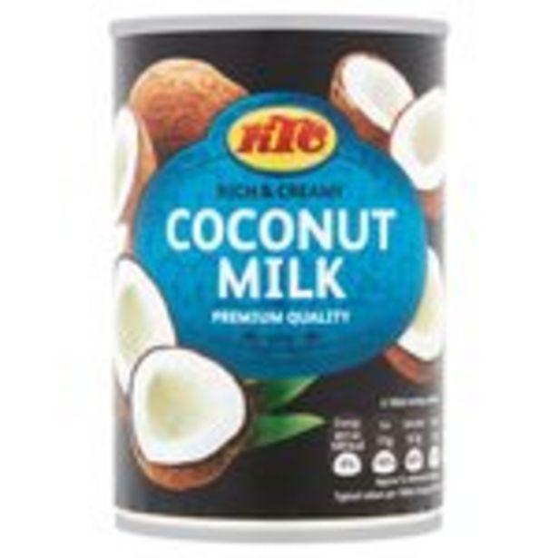 KTC Coconut Milk      offer at £1