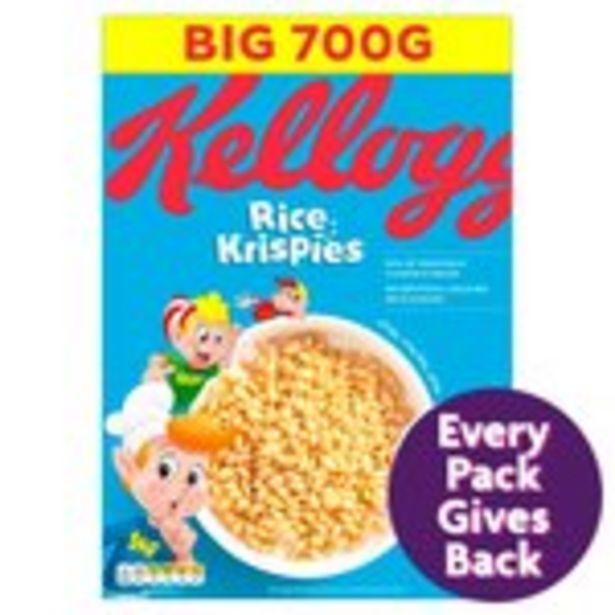 Kellogg's Rice Krispies offer at £3