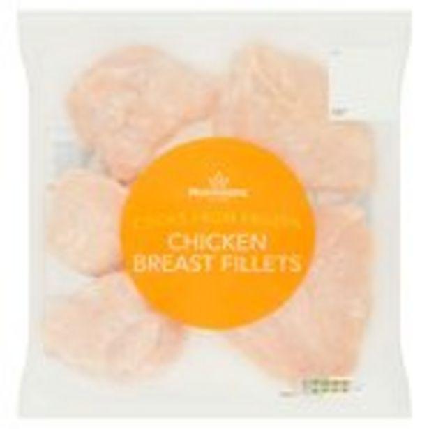 Morrisons Chicken Breast Fillet offer at £3