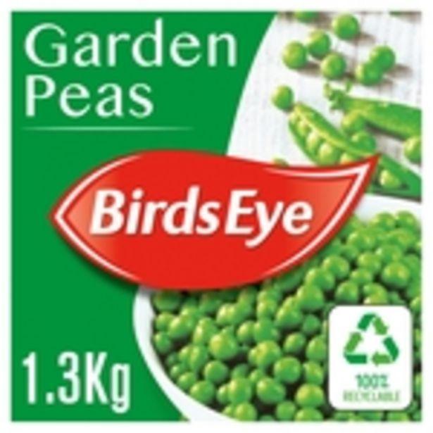 Birds Eye Garden Peas offer at £3