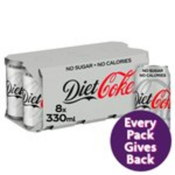 Diet Coke Cans offer at £3