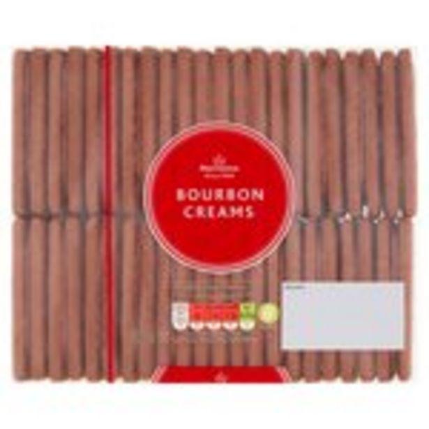 Morrisons Bourbon Creams offer at £0.35