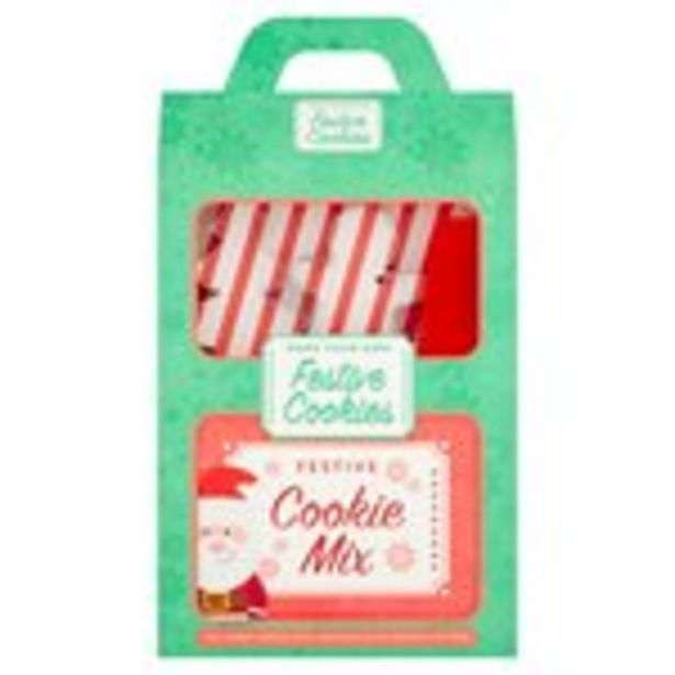Beams Festive Treat Make Your Own Cookies Kit  offer at £6