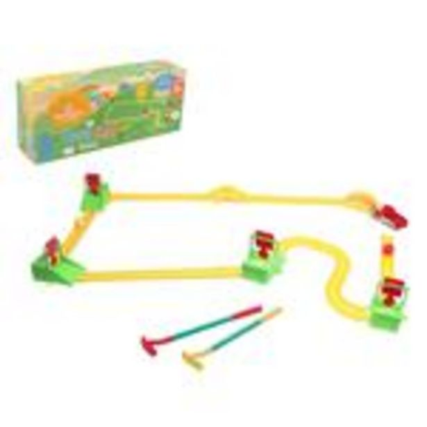 Morrisons Fun Golf Set With 2 Clubs offer at £8