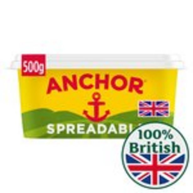 Anchor Spreadable offer at £2.5