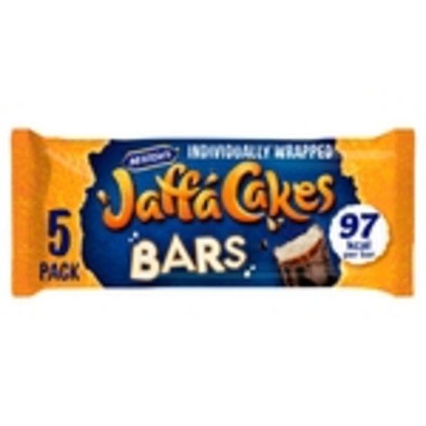 McVitie's Jaffa Cake Bars offer at £1.65