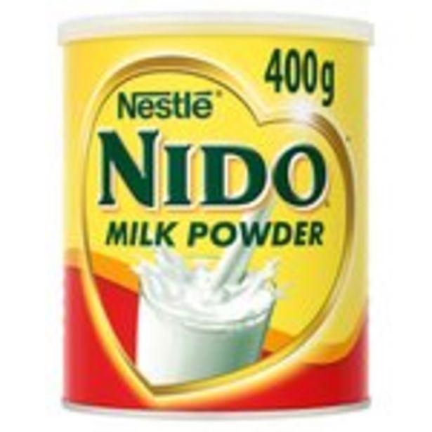 Nestle Nido Milk Powder offer at £3.5