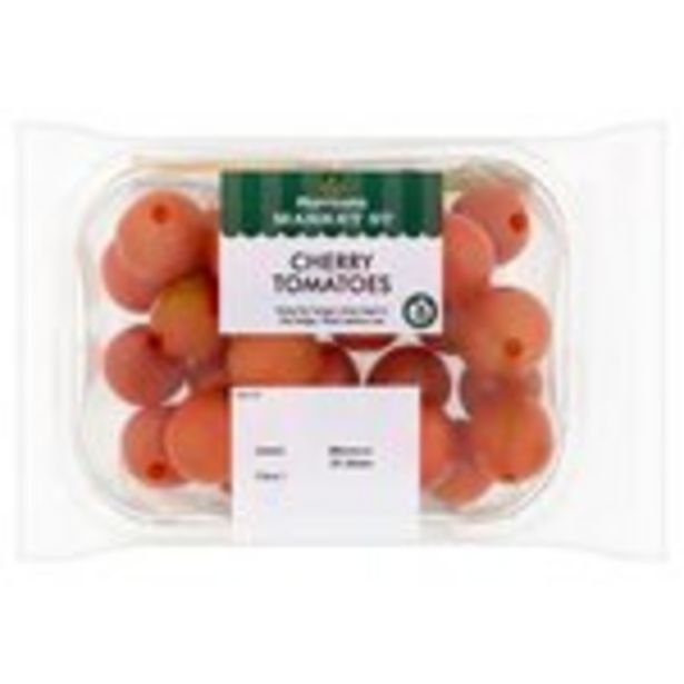 Morrisons Cherry Tomatoes   offer at £0.85