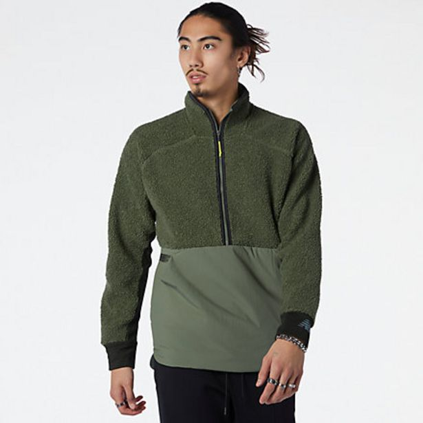 Q Speed Sherpa Anorak offer at £90