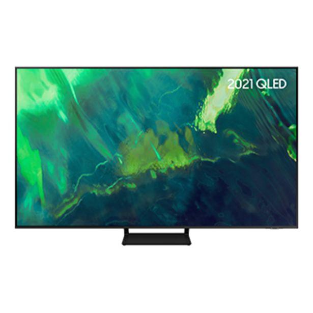 """65"""" Q70A QLED 4K HDR Smart TV (2021) offer at £1199"""