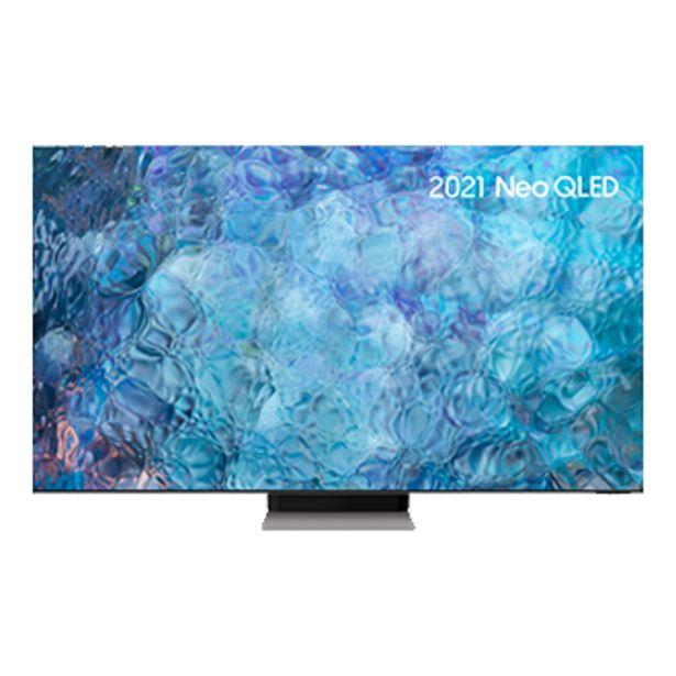 """75"""" QN900A Neo QLED 8K HDR Smart TV (2021) offer at £5999"""
