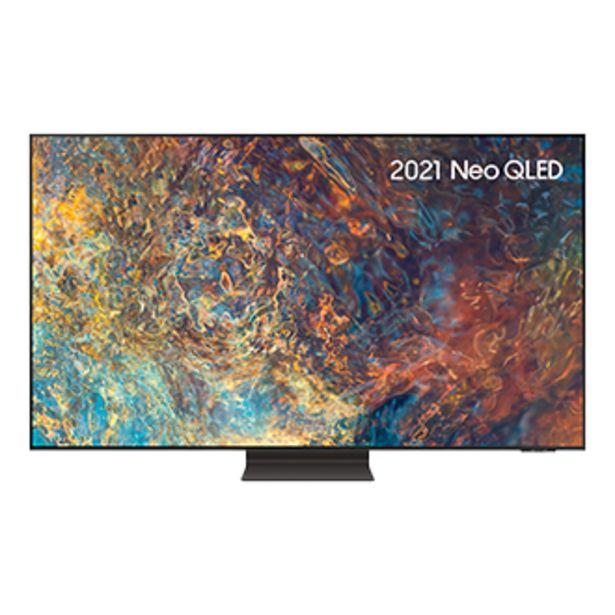 """75"""" QN95A Neo QLED 4K HDR Smart TV (2021) offer at £2699"""