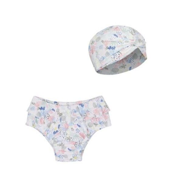 Coral Reef Swim Nappy And Hat Set offer at £5.5