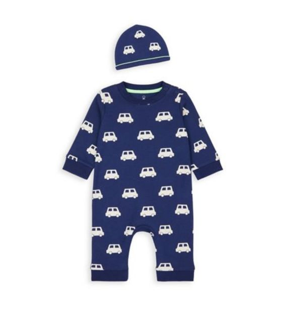 Little Car All In One And Hat Set offer at £6
