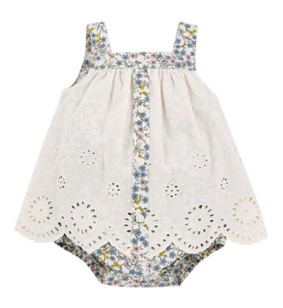Mini Club Dobby Dress offer at £8