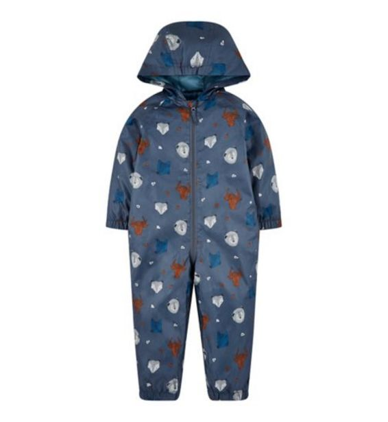 Mini Club Puddlesuit offer at £10