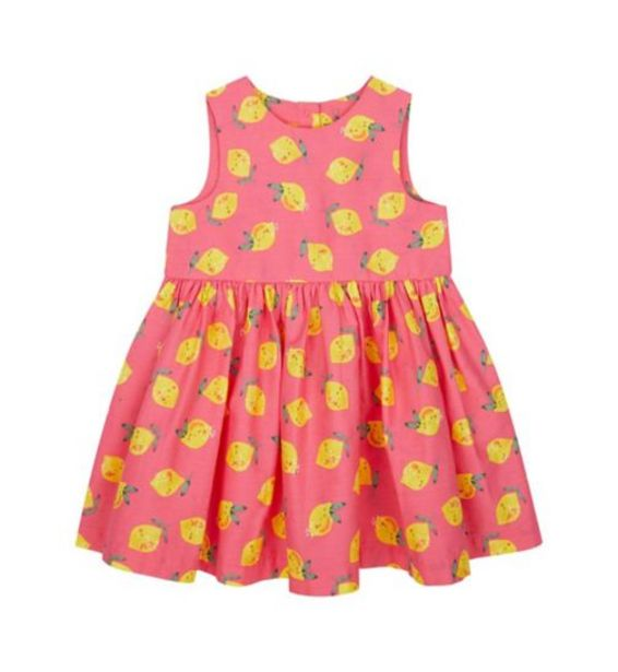 Pink Woven Dress offer at £4.5