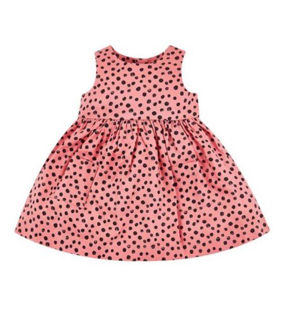 Mini Club Spot Dress offer at £4